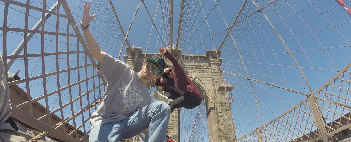 Brooklyn - B.Boy Snook, B.Girl Michela -